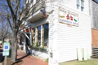 Poor Richard's Sandwich Shop Manteo photo